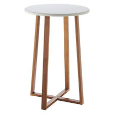 24 Inch Round Table round tall table shelby knox 1197 by xevi.us