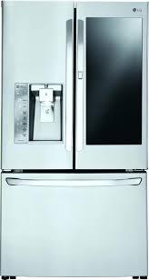glass front french door refrigerator mini fridge with lg mini