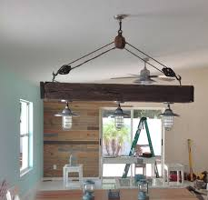 atomic pendants flavor remodeled beach home with nautical style with beach style pendant lights image