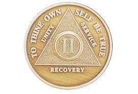 original raised center aa coin