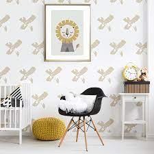 Crosses – Clay - Wallpaper - Mint Art Co