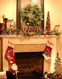 Home Design Ideas: christmas mantel decorating ideas pictures ...