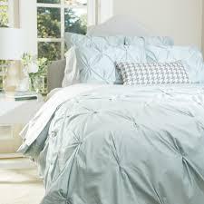 bedroom inspiration and bedding decor the valencia porcelain green pintuck duvet cover crane and