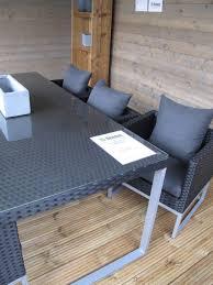 black wicker dining chairs. Springfield Black Wicker/Rattan Dining Set Wicker Chairs