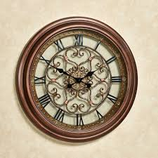 eternal love wall clock bronze touch to zoom