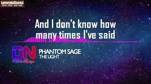 Duncan Light Up The Sky Lyrics Phantom Sage The Light Lyrics Video Hq Hd