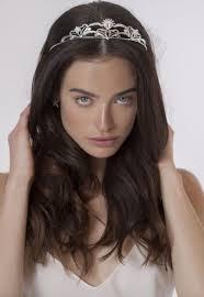 Keren Wolf Zoe Sun Tiara - Blanche Moscow