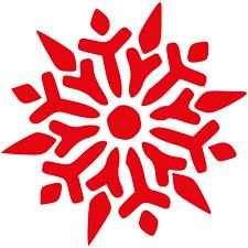 Wandtattoo Dekorfolie Weihnachtsstern Wd0821 Rot