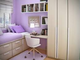 Small Desk For Small Bedroom Provide More Space In Your Small Bedroom With Great Storage Ideas