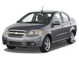 Image: 2009 Chevrolet Aveo 4-door Sedan LT w/1LT Angular Front ...