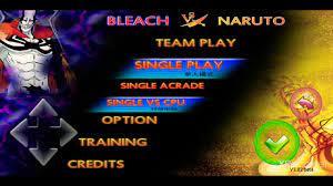 BLEACH vs NARUTO. 3 - YouTube