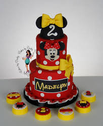 Cakes By Dusty Cakes Mickey Minnie Friends Minnie Mouse