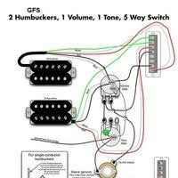 hum vol tone wiring pictures images photos photobucket 2 hum 1 vol 1 tone wiring photo 2 gfs hum 1 vol
