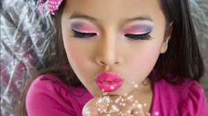 s national sisters day barbie princess makeup a little makeup tutorial for fun cute