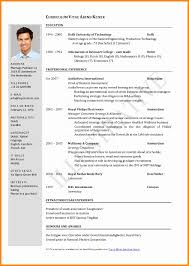 Resume In One Page Sample Inspirational Cook Resume Examples