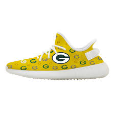 Design Your Own Spikes Hot Item Custom Shoes For Team Packers 350v2 Design Your Own Fashion Sneakers