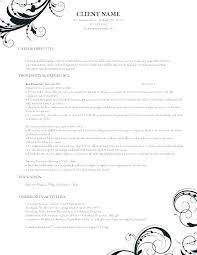 Cosmetology Resume Examples Enchanting Resume Examples For Cosmetologist Simple Resume Format