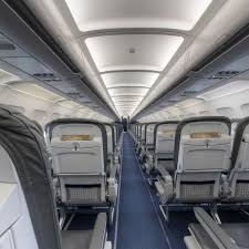 Seat Map A319 100 Lufthansa Magazin