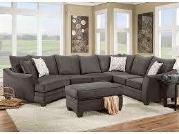 sectional couches. Modren Couches American Furniture 3810Sectional Sofa Throughout Sectional Couches O