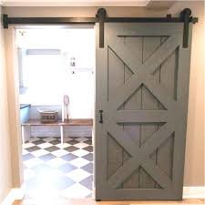 barn door for 4 foot opening