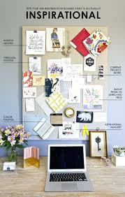 office pinboard. Breathtaking Tips For Creating An Inspiration Board Actually Inspirational Contemporary Office Pinboard Free: Full