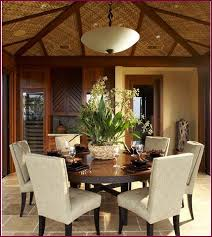 round dining room table centerpiece ideas