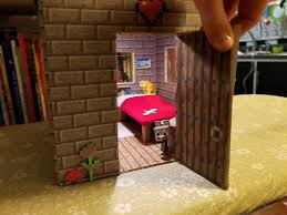 How To Light Up A Picture Light Up Minecraft Valentines House Valentines Drop