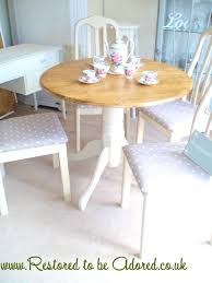 Shabby Chic Dining Chairs Ebay SHABBY CHIC ITALIAN DINING TABLE - Dining room furniture glasgow