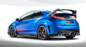 honda civic 2015 type r. Wonderful Type Honda Civic Type R Concept At 2014 Paris Motor Show 4 To 2015
