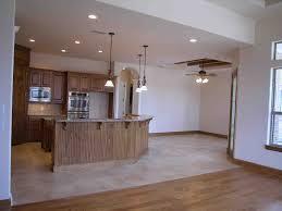 Raised Kitchen Floor Design Opportunities Ambassador Homes Inc