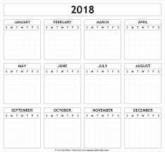monthly calendar 2018 template blank calendar 2018 printable template notes holidays editable