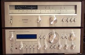 vintage pioneer amplifiers. pioneer tx-9800 sa-9800 vintage amplifiers