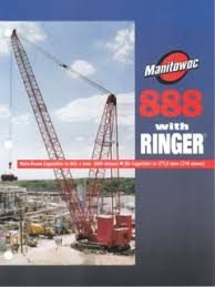 Ringer Cranes Manitowoc Specifications Cranemarket