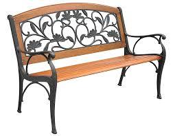 Al Seham FurnitureGarden Metal Bench