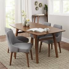 modern round dining room table. 69 Most Perfect Drop Leaf Dining Table Mid Century Round Set Modern Insight Room O