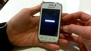 Hard Reset SAMSUNG S6310 Galaxy Young ...