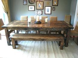 farmhouse dining table and chairs extraordinary farmhouse dining table dining farm tables for white farmhouse