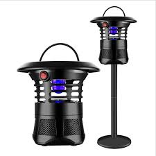 Usb Electronic Mosquito Killer Lamp Mosquito Trap Bug Insect Killer
