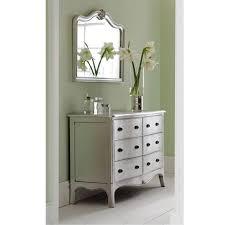 Silver Leaf Bedroom Furniture French Style Furniture Sophia Silver Leaf Wall Mirror