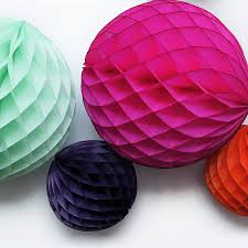 Paper Balls For Decoration giant tissue paper ball decoration by peach blossom 1