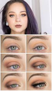 wedding makeup for blue eyes fall eyeshadow tutorial step by step makeup tutorials for