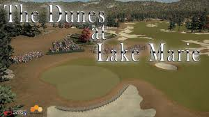 Golf Course Design Game Pc The Golf Club 2019 The Dunes At Lake Marie Rookie Design Battle