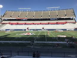 Arizona Stadium Seating Chart Arizona Stadium Section 20 Rateyourseats Com