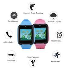 Đồng hồ thông minh định vị GPS ngăn ngừa lạc trẻ tiện lợi