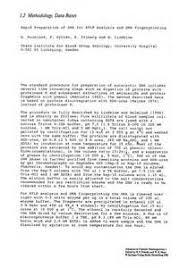 essay about dna fingerprinting  essay about dna fingerprinting