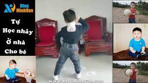 Học nhảy cho bé tại nhà - YouTube