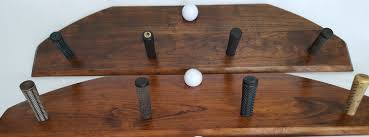 Golf Coat Rack Hat Racks Made Out Of Wood Impressive Golf Club Coat Rack And Ball 72
