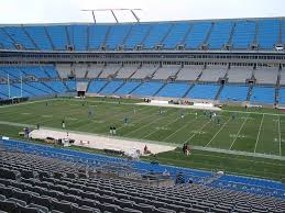 Bank Of America Stadium View From Club Level 341 Vivid Seats
