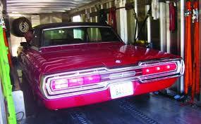 rise of the thunderbird 1966 ford thunderbird hemmings daily 1968 Thunderbird Interior at New Interior Wire Harness 1966 Thunderbird