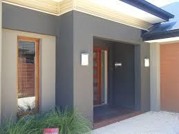 Haymes Paint Exterior Colour Scheme Colourbond Woodland Grey Is - House exterior colours
